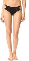 Cosabella Lace Center Low Rider Bikini Briefs