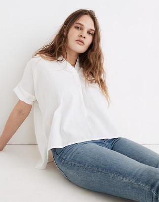 Madewell (Re)sponsible Lakeline Popover Shirt