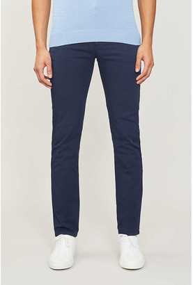 Orlebar Brown Campbell straight stretch-cotton trousers