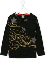 Vingino star patches sweatshirt