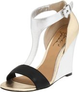 Mark & James by Badgley Mischka Women's Nyomi Wedge Sandal