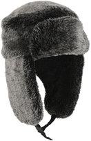 Smokey Faux Fur Trapper Hat
