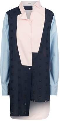 Loewe Asymmetric Longline Shirt