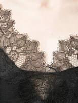 Ermanno Scervino lace trim maxi dress