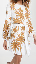 White Dress With Gold Buttons   Shop the world's largest collection of fashion   ShopStyle UK