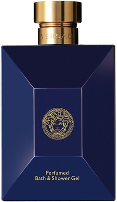 Versace Pour Homme Dylan Blue Performed Bath & Shower Gel, 250ml
