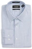 Nordstrom Men's Trim Fit Non-Iron Check Dress Shirt