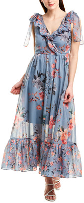 French Connection Cecile Midi Dress