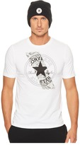 Converse Chuck Patch Contrast Short Sleeve Tee Men's T Shirt