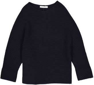 Christian Dior Navy Wool Knitwear