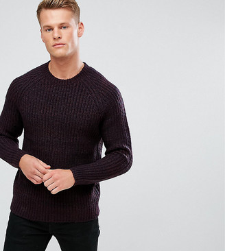 French Connection TALL Space Twist Sweater