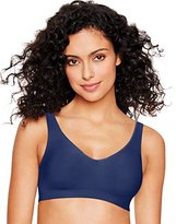Hanes Women's Ultimate Smooth Inside and Out Unlined Wirefree
