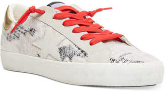 Steve Madden Women Philosophy Lace-Up Sneakers