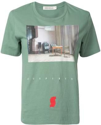 Undercover decor print T-shirt