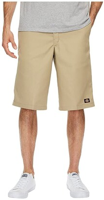 Dickies 13 Multi-Use Pocket Work Short (Khaki) Men's Shorts