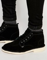 Kickers Legendary Suede Boots