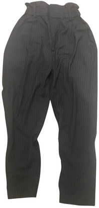 Stussy Grey Trousers for Women