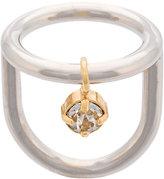 Jil Sander loop ring