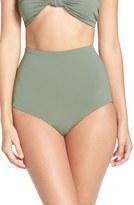 Mara Hoffman Women's High Waist Bikini Bottoms