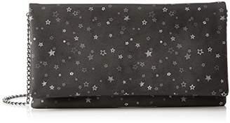 S'Oliver Bags) 39.711.94.8083, Women's Clutch, Grau (Grey/dark Grey Aop), (B x H T)