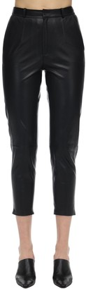 ZEYNEP ARCAY Mom Leather Pants