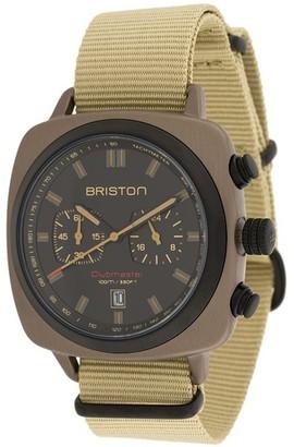Briston Watches Clubmaster Sport 46mm watch