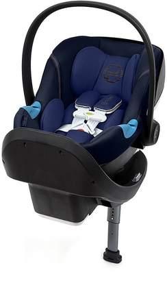 Pottery Barn Kids Cybex Aton M SensorSafe Car Seat, Lavastone Black