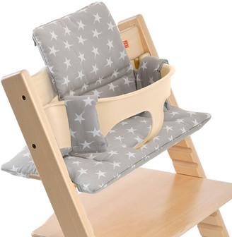 Stokke Tripp TrappA Seat Cushion, Gray Star