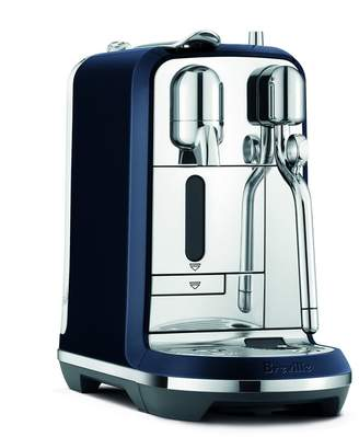 Breville The Creatista Plus Espresso Coffee Machine 1.8L Damson Blue