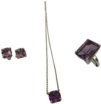 Tiffany & Co. Purple Silver Jewellery sets