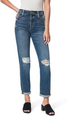Joe's Jeans The Niki Boyfriend Jeans