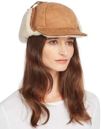 Crown Cap Drake Shearling Trapper Hat