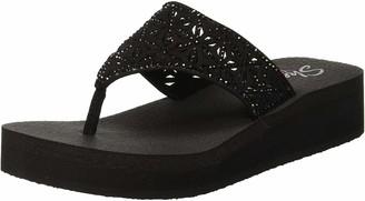 Skechers Women's Vinyasa - Glass Star Open Toe Heel Sandals