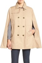 CeCe Lily Trench Cape