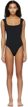 Haight Black Brigitte One-Piece Swimsuit