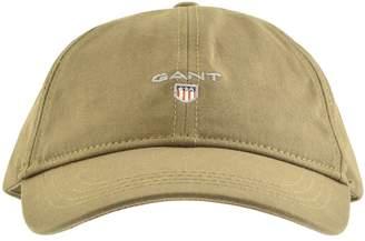 Gant Logo Twill Cap Green