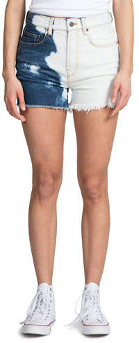 b1e5643cae000 Denim Shorts With Pockets Out - ShopStyle