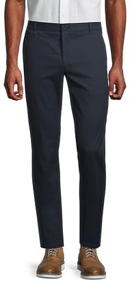 HUGO BOSS Heldor Stretch Cotton Trousers