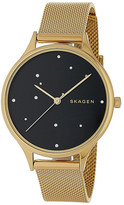 Skagen Women's Hald Mesh Bracelet Watch