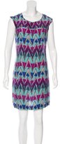 See by Chloe Silk Printed Dress