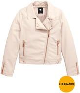 Very Girls Pastel Biker Jacket