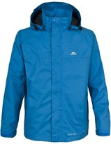 Trespass Mens Toliland Zip Up Hooded Waterproof Jacket (S)