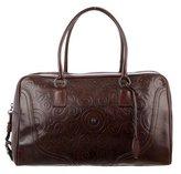 Valentino Embellished Leather Bag