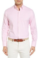 Peter Millar Men's Sheila Tattersall Regular Fit Performance Sport Shirt