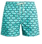 Le Sirenuse, Positano Siren Flowers-print Swim Shorts