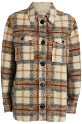 Etoile Isabel Marant Gastoni Check Jacket