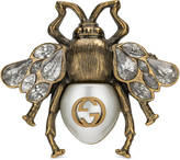 Gucci Multi-finger ring with bee