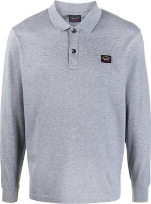 Paul & Shark Fine Jersey Polo Shirt