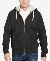 Polo Ralph Lauren Men's Big & Tall Full-Zip Fleece Hoodie