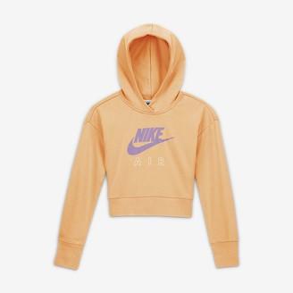 Nike Big Kids' (Girls') Cropped Hoodie